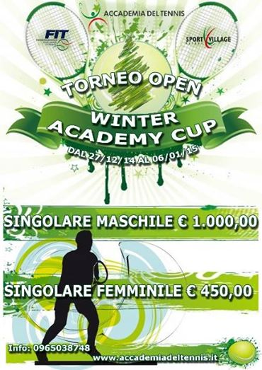 Open Accademy Cup