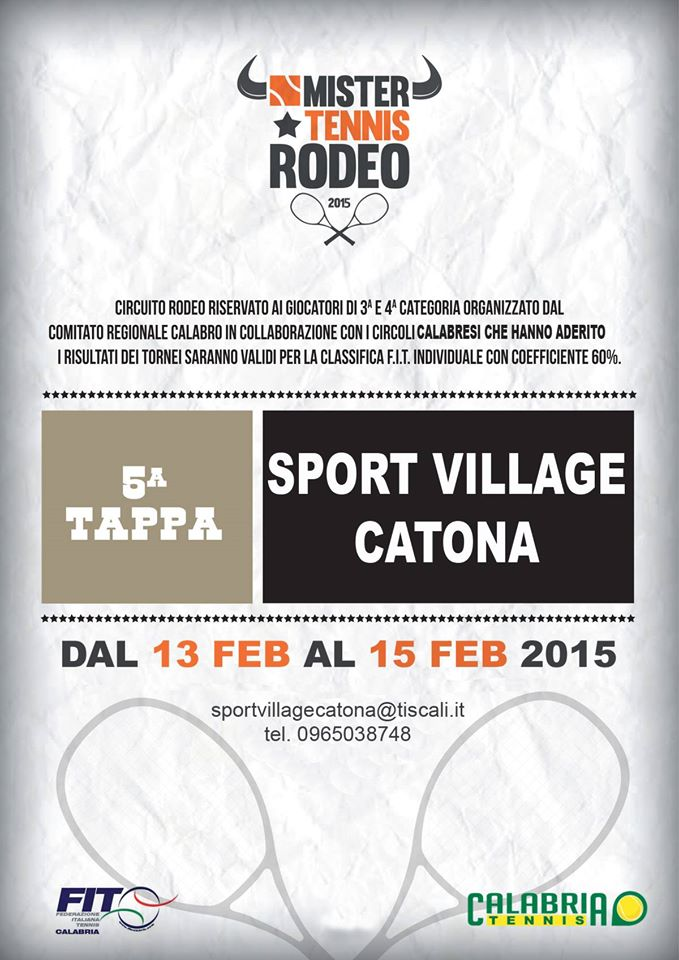 SportVillageCatona