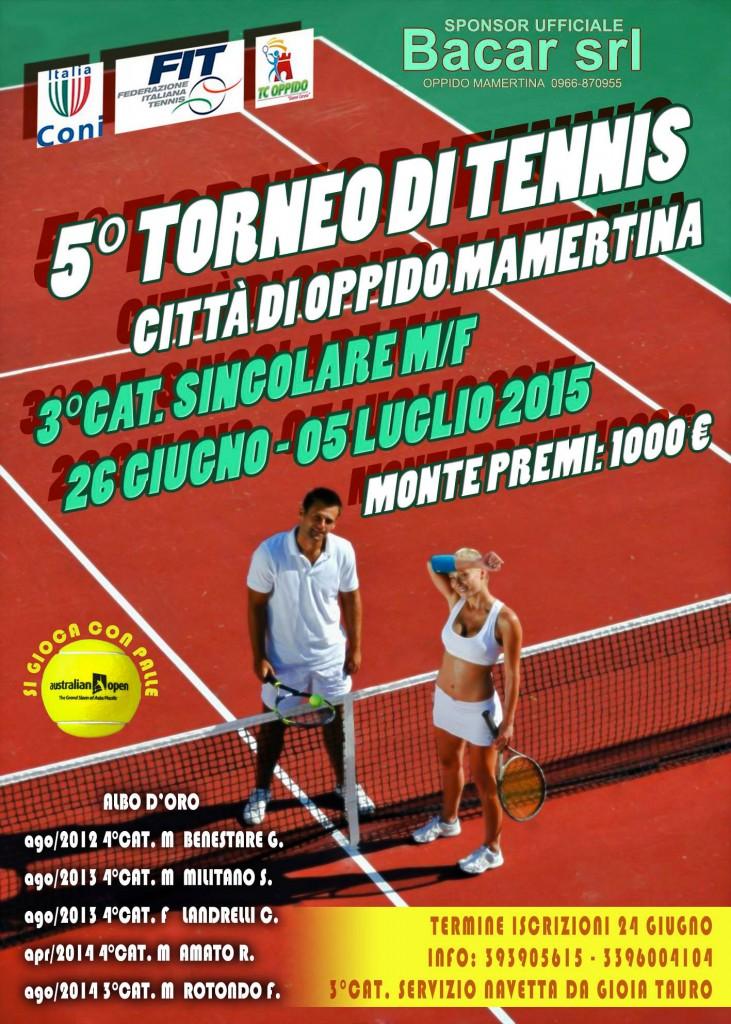 Torneo3aCatTCOPPIDO2015