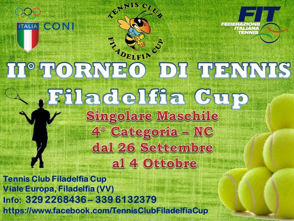 Locandina torneo Fit 2015