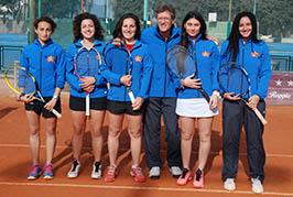 Cover SerieB Femminile Polimeni vs Ostuni