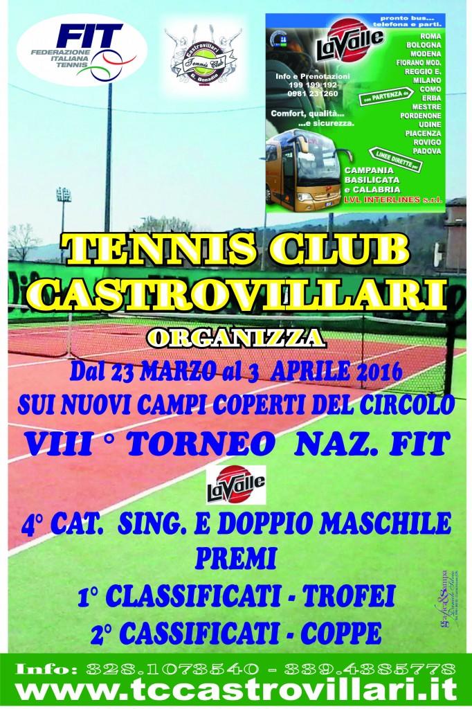 tennis castro