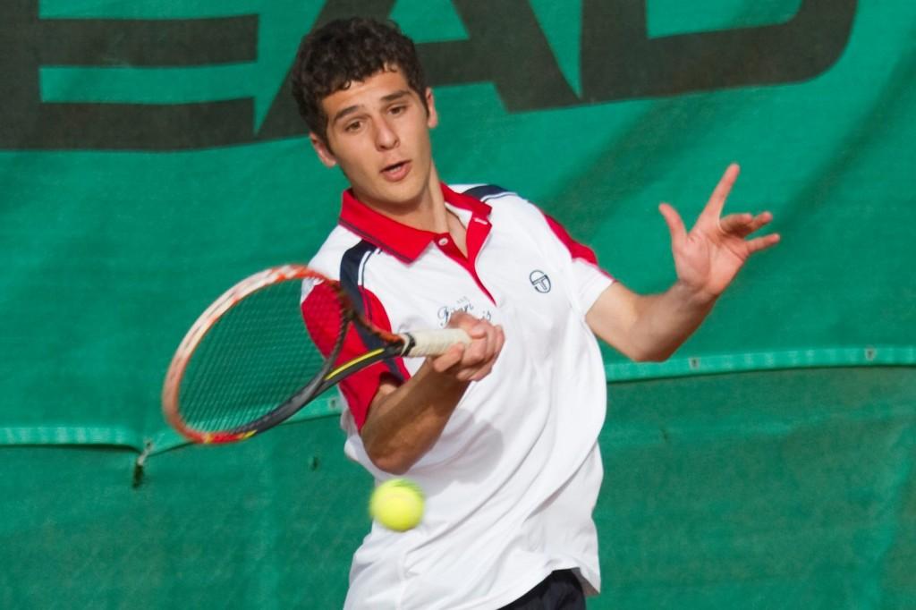 Il vincitore Marco Maiorana