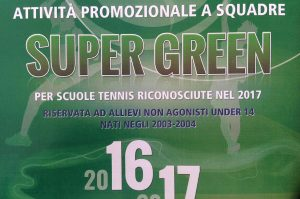FJP Supergreen 2016 2017