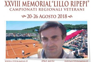 Cover-XXVIII-MEMORIAL-LILLO-RIPEPI 2018