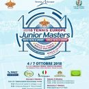 tennis europer junior masters